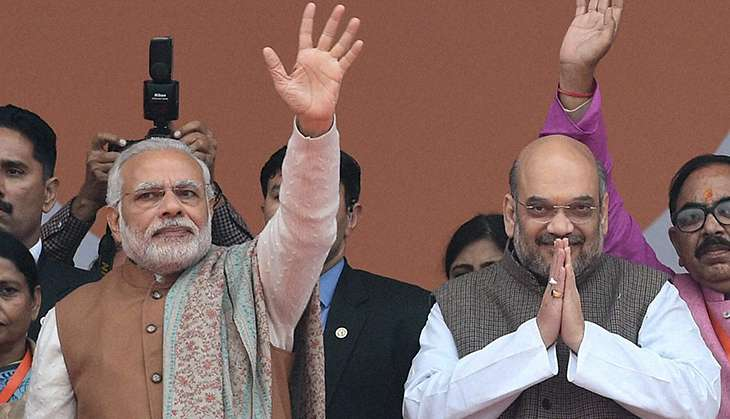 Losing steam? On grandest UP campaign stage, Modi could only muster cliches & platitudes