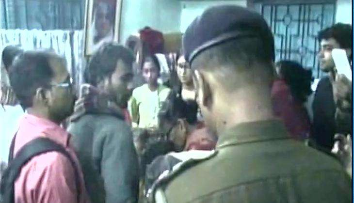 BJP leader Krishna Bhattacharya's house allegedly attacked by TMC workers