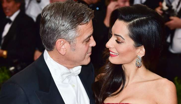 International Human Rights lawyer Amal Clooney reportedly expecting twins