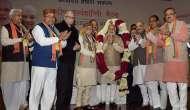Day 1 of BJP's national executive meet: Javadekar lauds demonetisation, surgical strikes