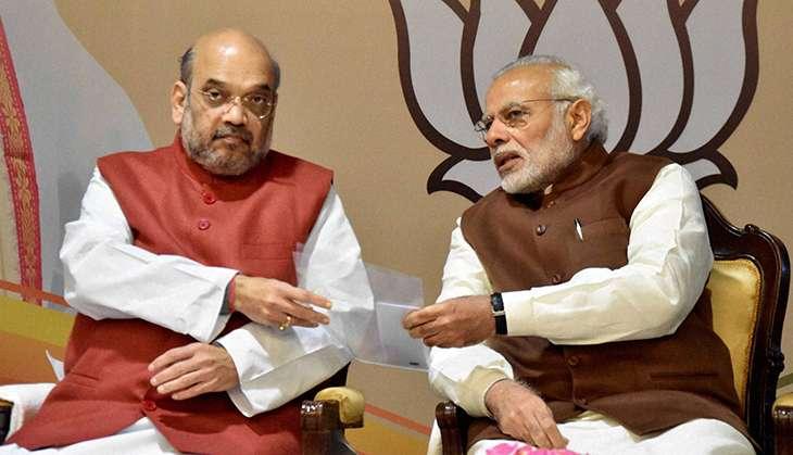 BJP national executive meet Day 2 Amit Shah and Na