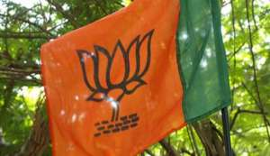 BJP's Mathura Assembly candidate booked for violation of Model code of conduct