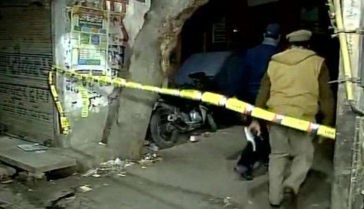 Bullet ricochet by unknown persons injures four in Uttam Nagar