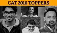 CAT 2016 results: 20 male engineers score 100 percentile