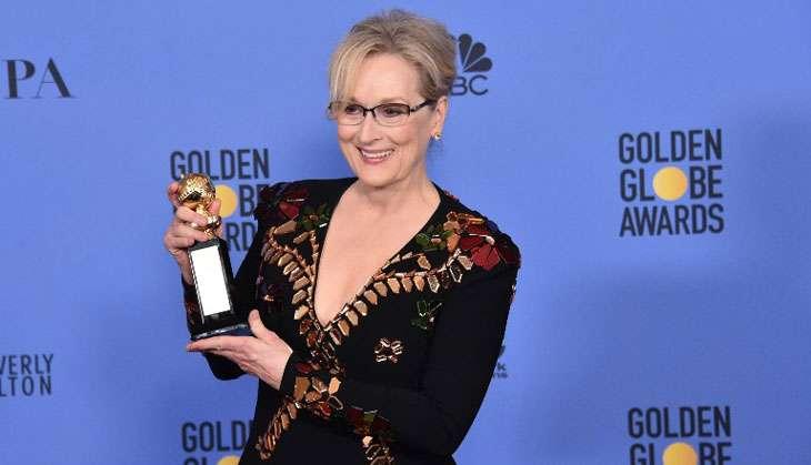B-Town praises Meryl Streep's 'gutsy' Golden Globes speech