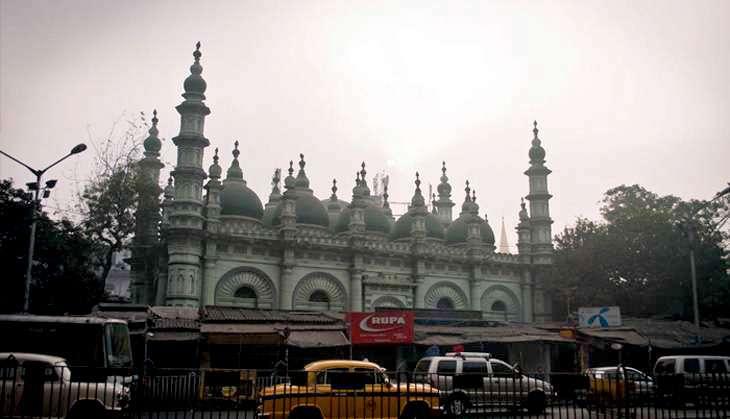 Tipu Sultan Mosque Kolkata file photo