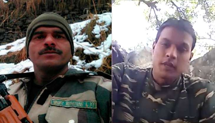 Not just BSF jawan, now CRPF man also alleges lack