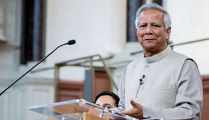 Indian banks need new laws to work for the poor: Grameen Bank founder Muhammad Yunus
