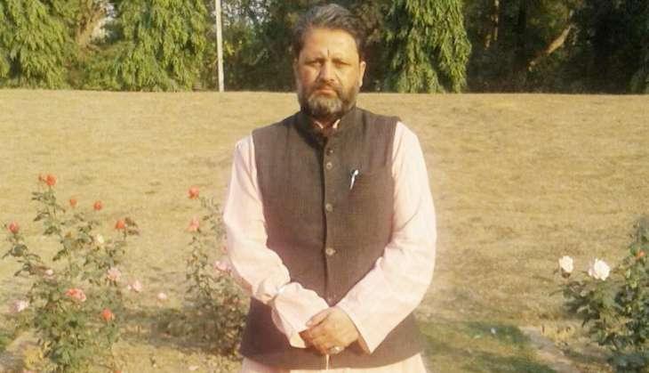 Haryana AgroForestry Farmers Association chief Ranjit Raina