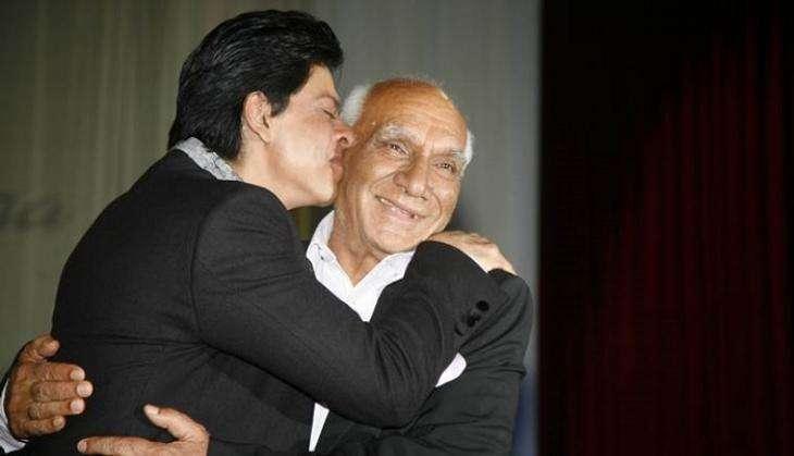 Shah Rukh Khan honoured with National Yash Chopra Memorial Award, says 'extremely grateful'
