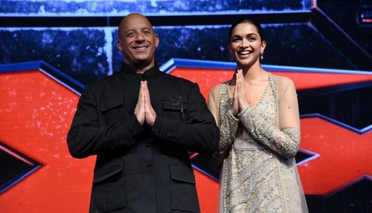 Vin Diesel spilled beans on Ranveer Singh and Deepika Padukone's relationship status