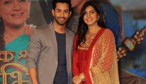 Sahil Uppal has height issues while shooting with taller co-star