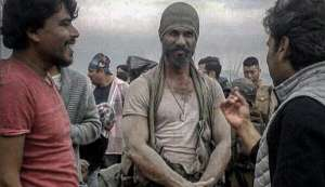 Shahid Kapoor trained by former shooter Ronak Pandit in Rangoon