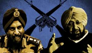 Battleground Punjab 2017: Patiala to witness battle royale between its Captain and General