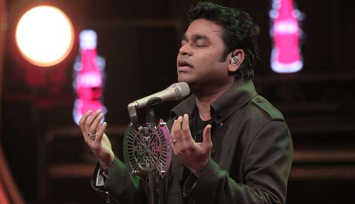 AR Rahman unplugged