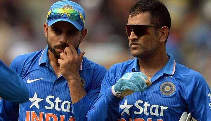 Kohli and Dhoni: A study in contrasts
