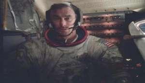 Astronaut Eugene Cernan, last man on to walk on moon, dies at 82