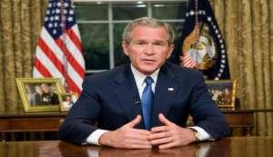 Former United States President George HW Bush hospitalised