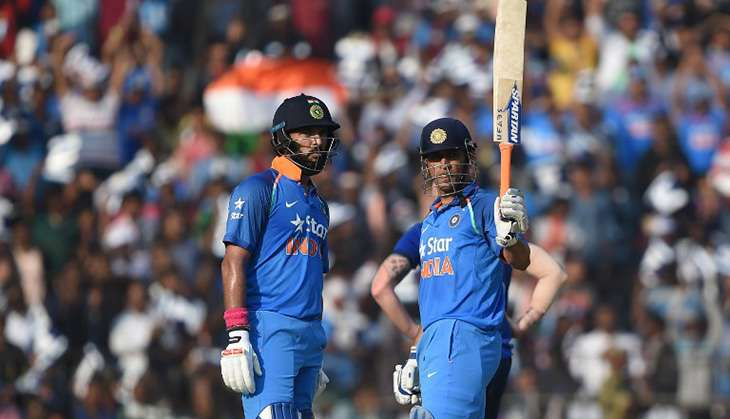 Oldies in ODIs a 'regressive' move? Yuvraj and Dhoni hit that thought for six