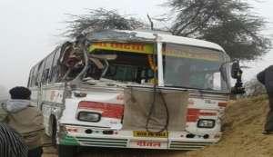 एटा स्कूल बस हादसा: पीएम मोदी और गृहमंत्री राजनाथ सिंह ने जताया दुख