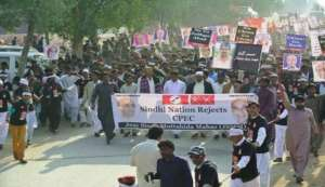 Anti-China protests in Sindh to oppose CPEC