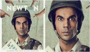 Raj Kummar Rao's Newton to make its World Premier at Berlin International Film Festival