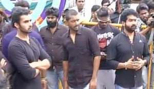 South Indian Artists Association comes out in support of Jallikattu