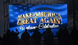 What you missed at the Make America Great Again! Welcome Celebration Concert