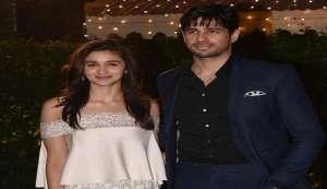 Looks like love is in the air for Sidharth Malhotra & Alia Bhatt