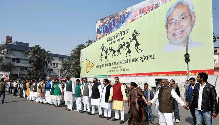 Nitish makes a spectacle of his prohibition policy. What's he aiming for?